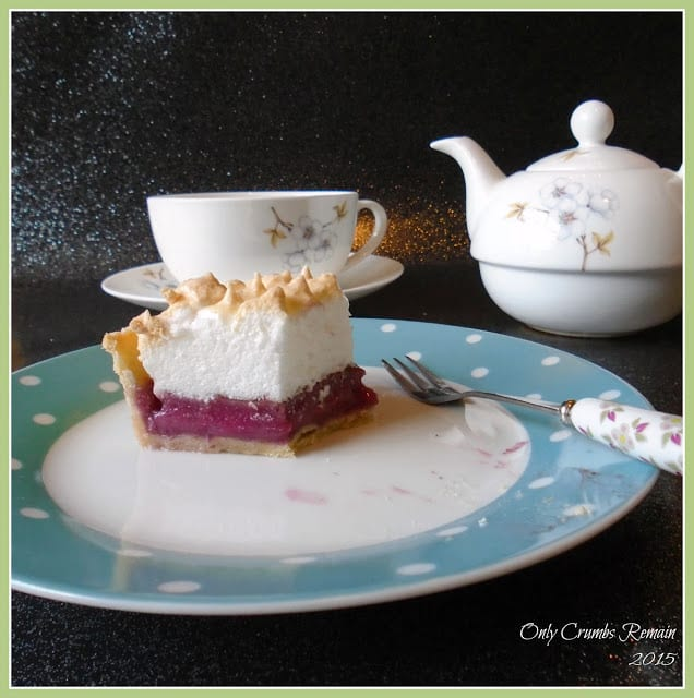 Blackberry Meringue Pie