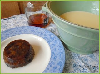 How to make Christmas Pudding and Brandy Sauce Ice Cream